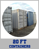 20 ft Container Circle Icon
