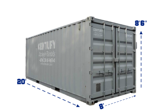 20ft container specs no title icon