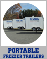 Portable Freezer Trailers Circle Icon - png