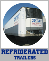 Refrigerated Trailers Circle Icon - png